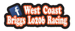 West Coast Briggs Lo206 Racing